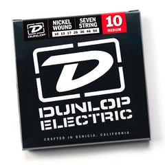 Dunlop Nickel Wound Electric 7 String Guitar Strings