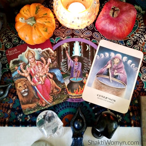 Goddess Tarot Oracle Card Readings