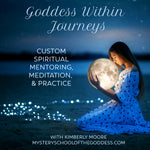 Goddess Within Journeys - Spiritual Mentoring