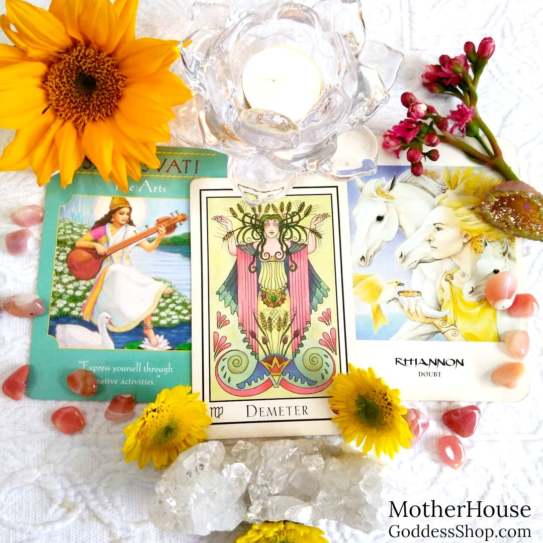 Sumer Special - Three Card Goddess Reading