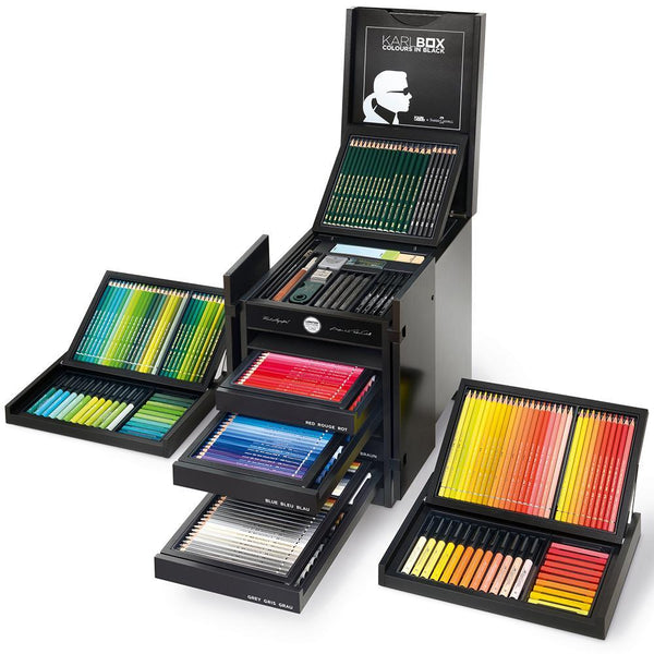 Faber-Castell, Buntstifte, Art & Graphic, KARLBOX-1