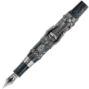 Silber5665 Montegrappa, Füller, Game of Thrones, Limited Edition, Silber, GOT