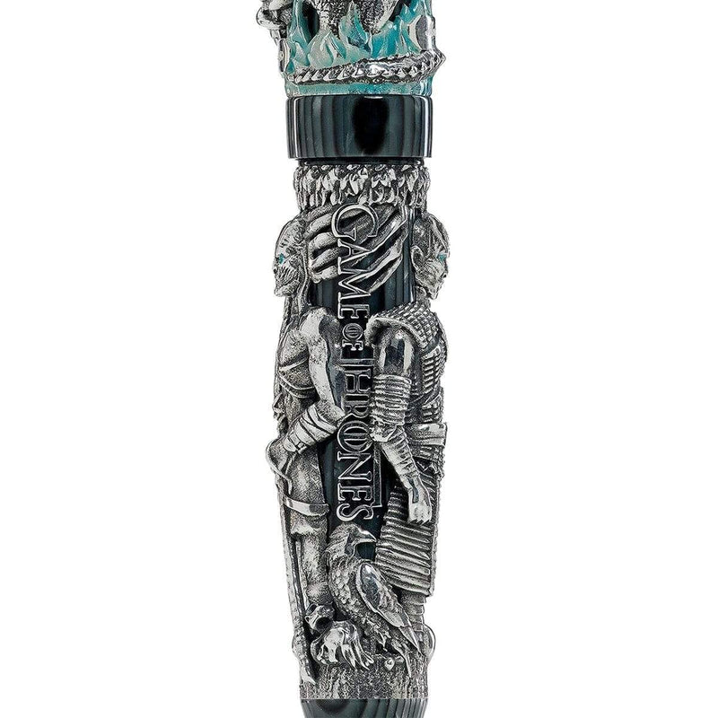 Montegrappa, Tintenroller, Game of Thrones, Limited Edition, Silber, GOT-12