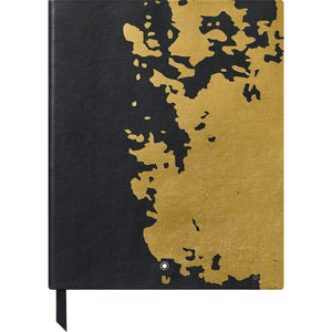 schwarz9203 Montblanc, Notebook #149, Ancient Calligraphy, Schwarz/Gold