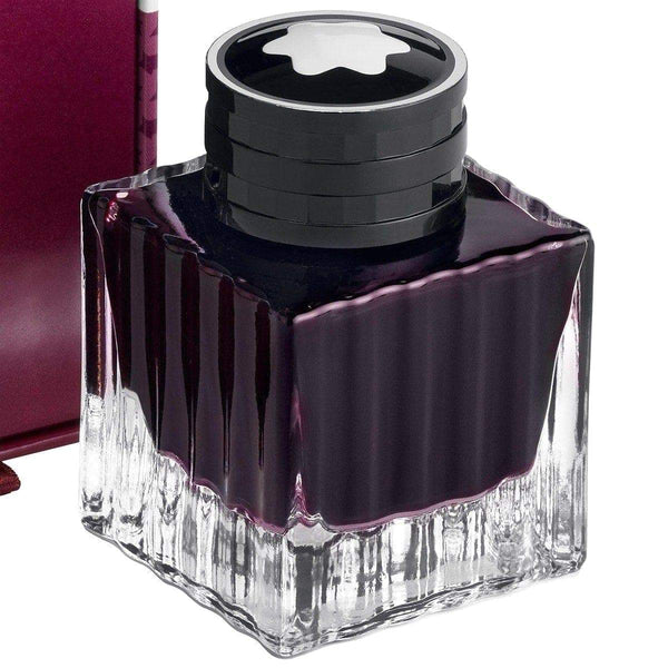 Montblanc, Tintenglas, Petit Prince and Planet, 50ml, Rot-2