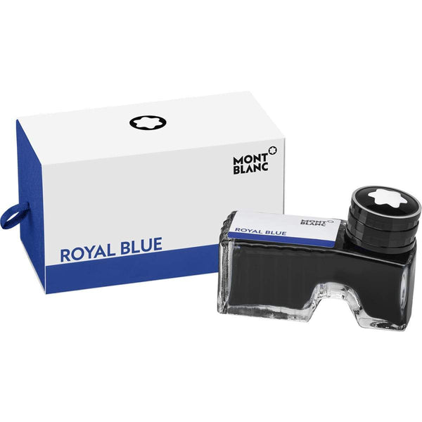 Montblanc, Tintenglas, Royal Blue, 60 ml-1