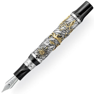 Silber7666 Montegrappa, Füller, Game of Thrones, Limited Edition, Silber