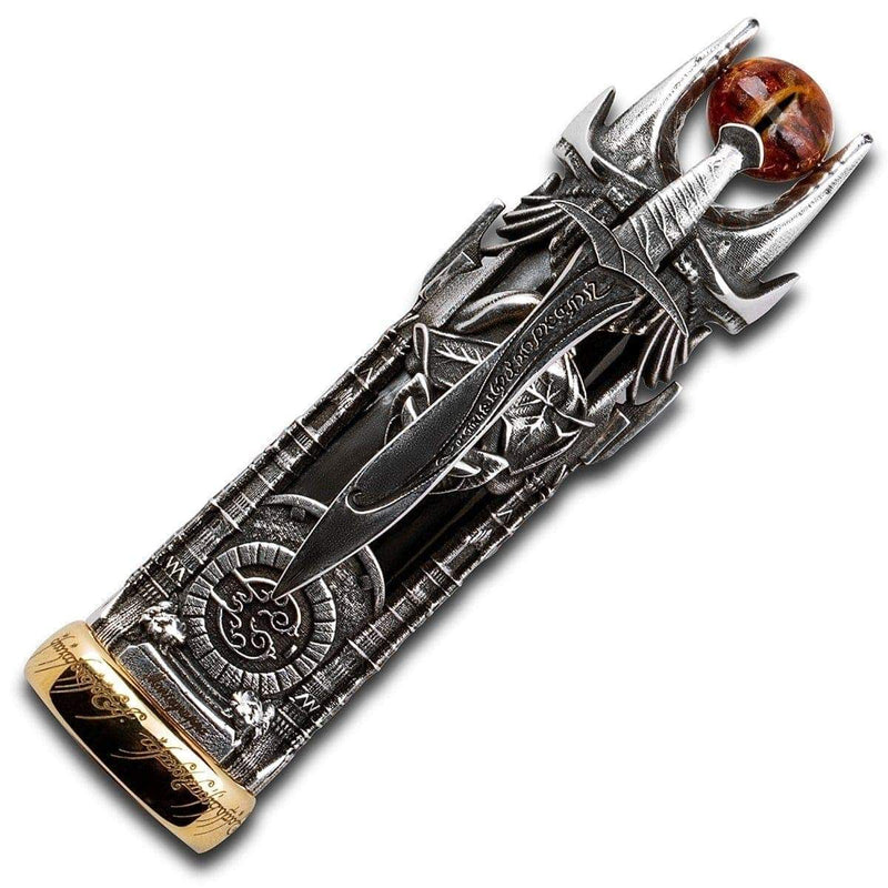 Montegrappa, Tintenroller, Lord of the Rings, Limited Edition, Silber-3