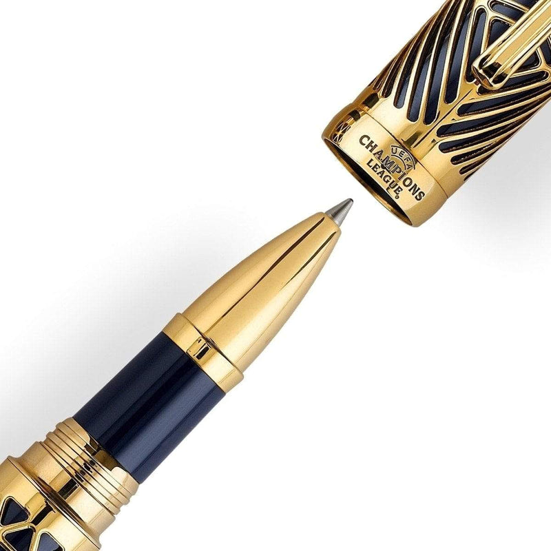 Montegrappa, Tintenroller, UEFA Champions League, Best of the Best L.E., Gold-4