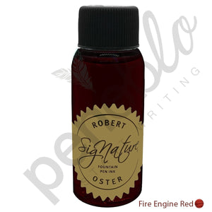 rot17788 Robert Oster, Tintenglas, Signature, Fire Engine Red, 50 ml