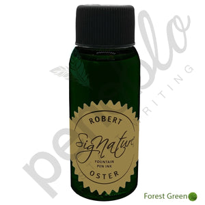grün17786 Robert Oster, Tintenglas, Signature, Forest Green, 50 ml