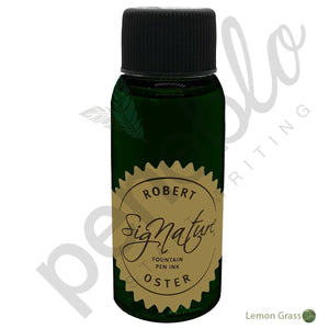 grün17756 Robert Oster, Tintenglas, Signature, Lemon Grass, 50 ml