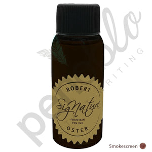 grau17706 Robert Oster, Tintenglas, Signature, Smokescreen, 50 ml