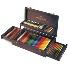 Faber-Castell, Buntstifte, Art & Graphic, Collection Holzkoffer-1