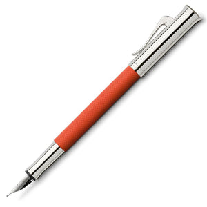 Orange4809 Graf von Faber-Castell, Füller, Guilloche Orange