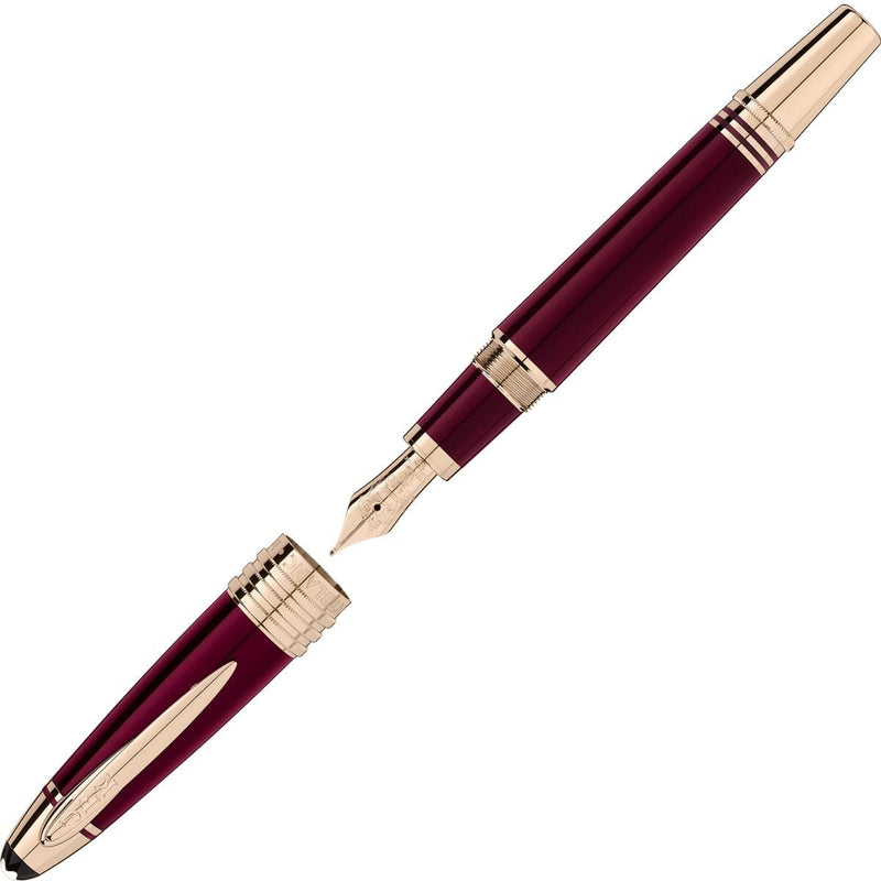 Montblanc, Füller, Montblanc Great Characters, John F. Kennedy, Special Edition, Champagner-1