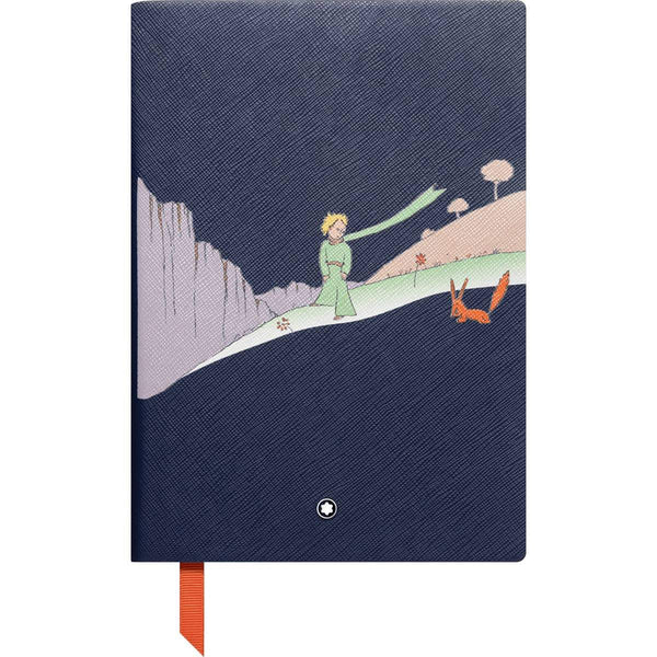 Montblanc, Notizbuch, Fine Stationery, Special Edition, Le Petit Prince Edition, Blau-1