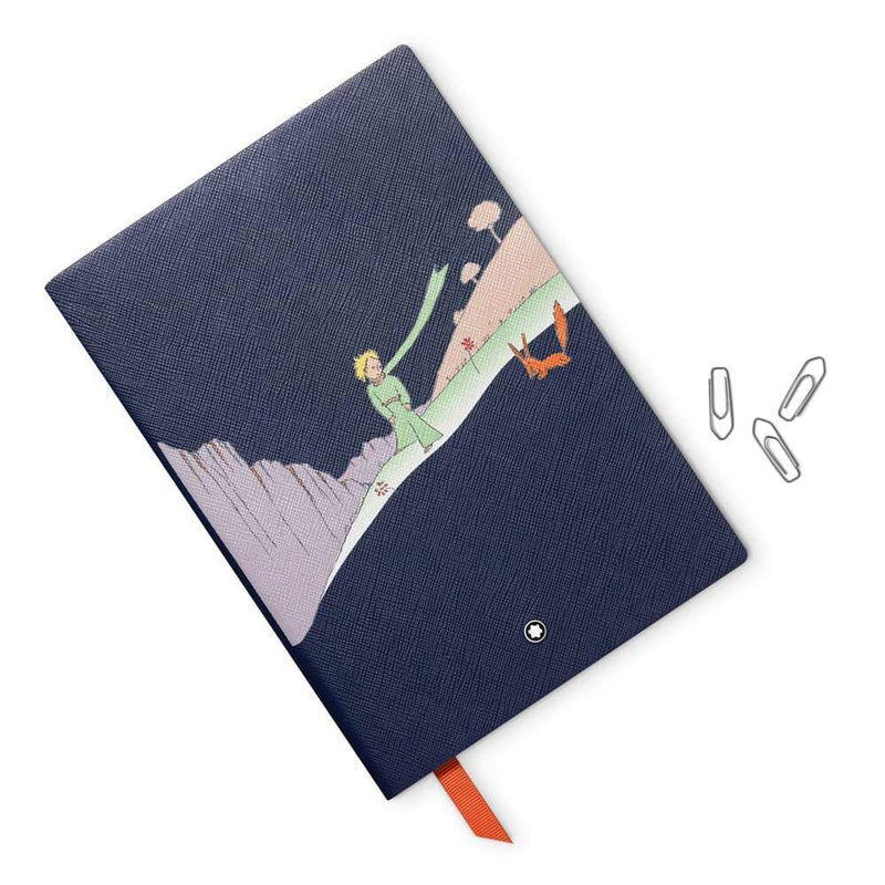 Montblanc, Notizbuch, Fine Stationery, Special Edition, Le Petit Prince Edition, Blau-3