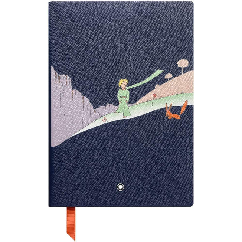 Montblanc, Notizbuch, Fine Stationery, Special Edition, Le Petit Prince Edition, Blau-4