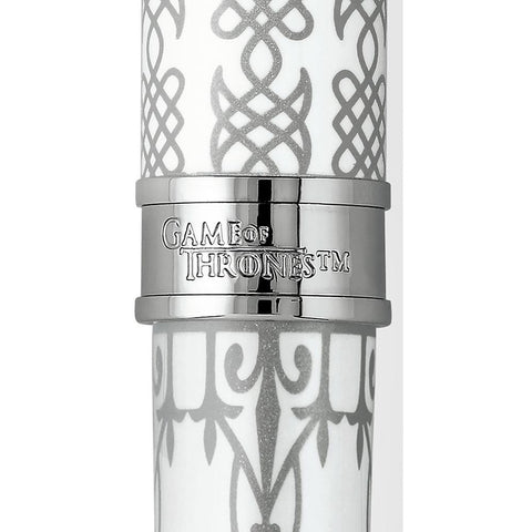 Montegrappa, Tintenroller, Game of Thrones stark Weiss - 4