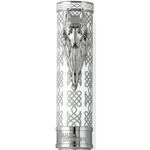Montegrappa, Tintenroller, Game of Thrones stark Weiss - 5