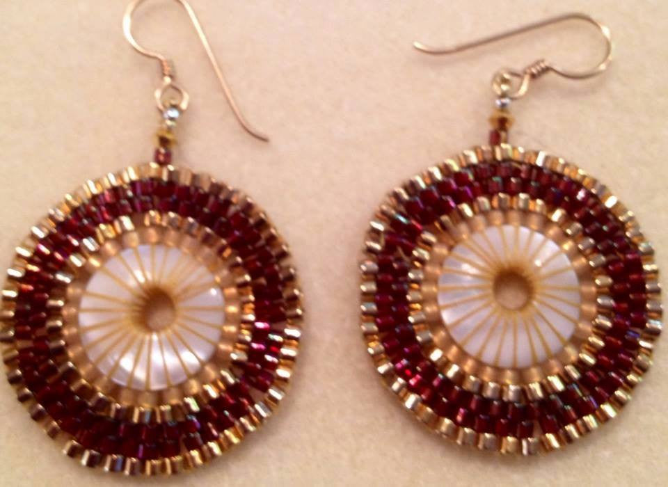 Boho Earrings - jody dove style
