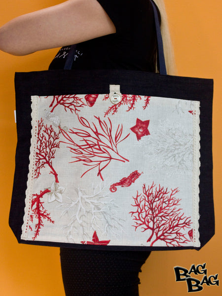 БагБаг Lillie BAG Seabed