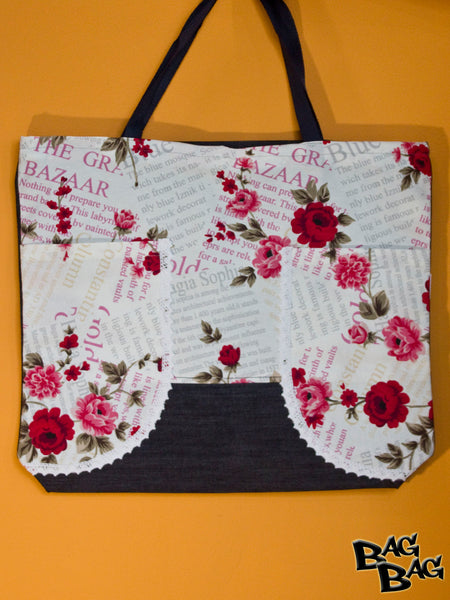 БагБаг Lillie BAG Roses - 1