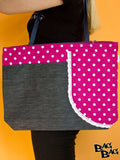 БагБаг Lillie BAG Purple Dots