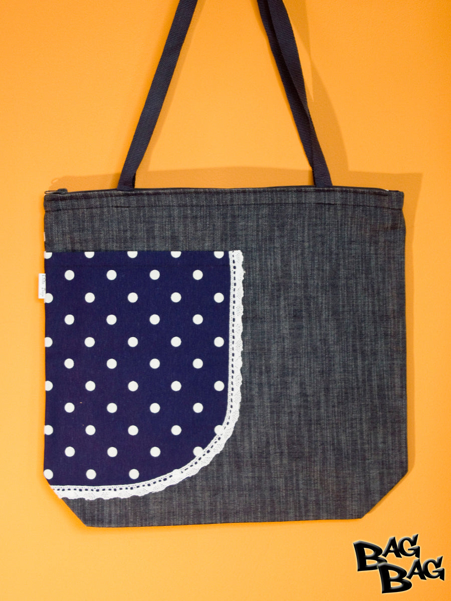 БагБаг Lillie BAG Blue Dots
