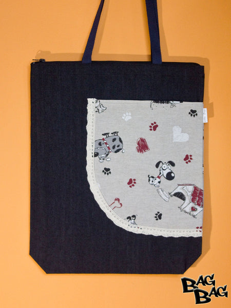 БагБаг Lillie BAG Dogs