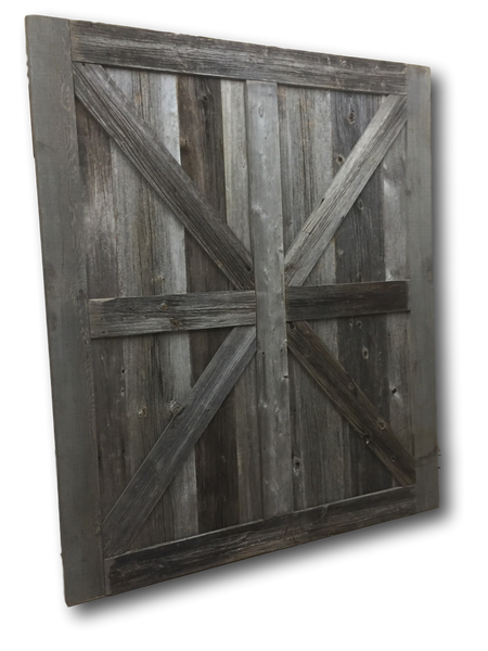 Custom Barn Wood Doors