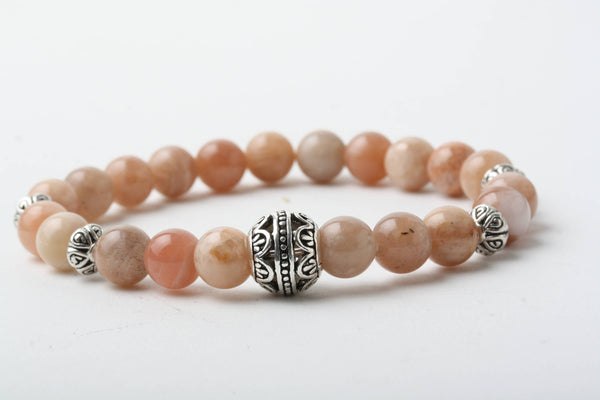 SUNSHINE BRACELET INTENTION OPTIMISTE REVITALISATION - Petit Luxe Boutique