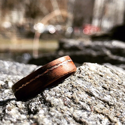 Wooden Ring, wooden ring band, wood ring gold, wooden ring engagement, wood ring band, bentwood ring, wooden jewelry, wood ring wedding