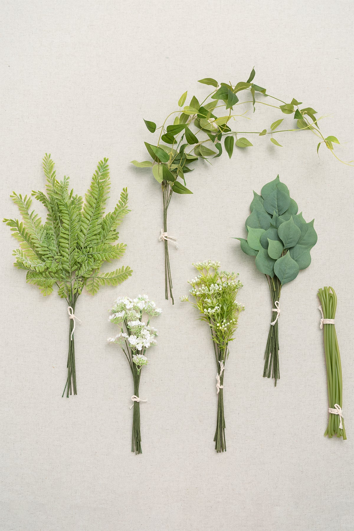 Greenery Combo Pack - 10 Types