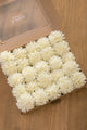 25pcs Dahlia Artificial Flowers - 8 Colors
