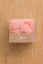 Silk Rose Petals - Dusty Rose