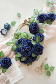 "3"" Foam Rose with Stem - 19 Colors"