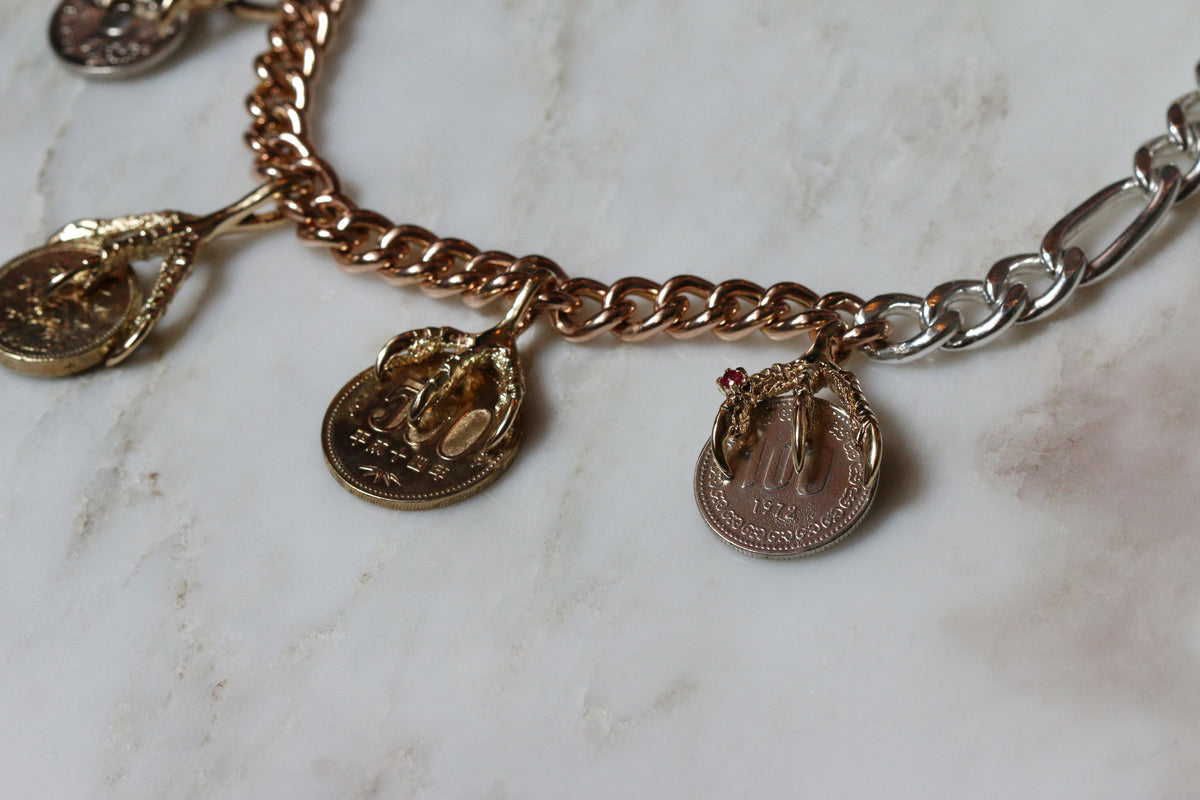 Grace's Gypsy Coin Necklace