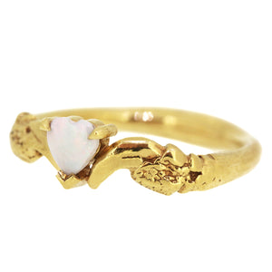 Gold Opal Sweetheart