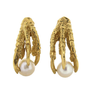 Pearl of London Earrings - Gold