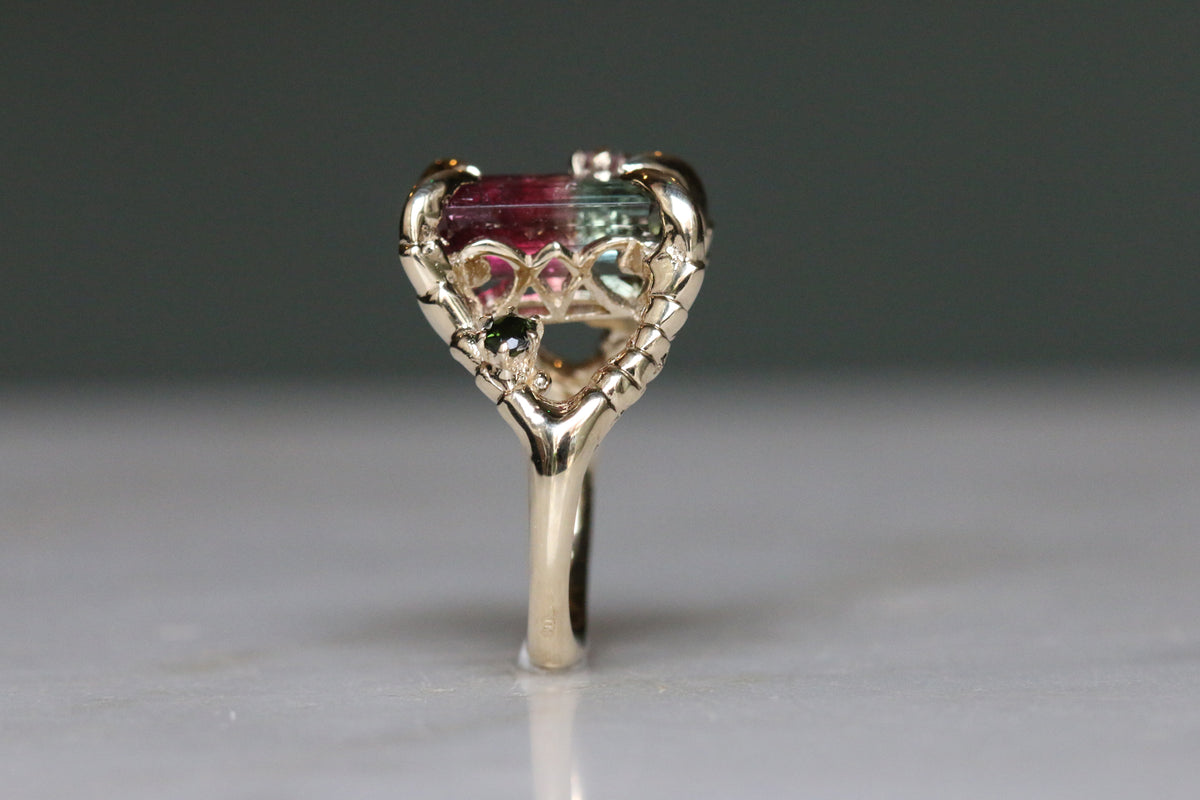 Sophie's Watermelon Tourmaline