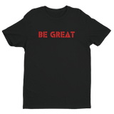 Be Great - American Flag - Best Fit Apparel