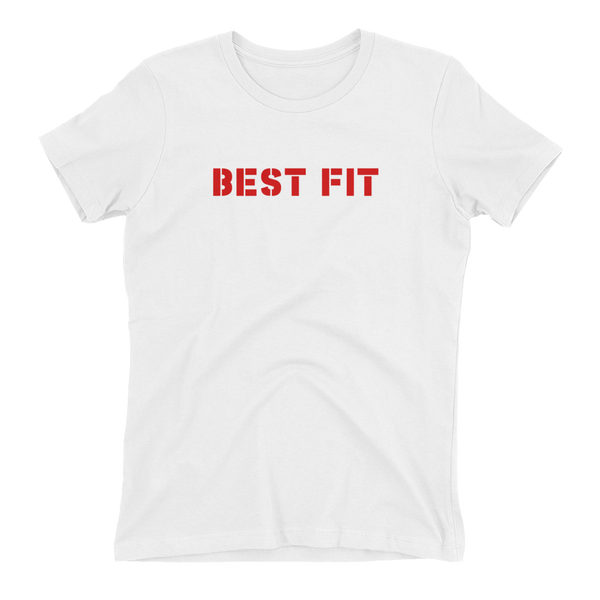 Ladies' Best Fit - American Flag
