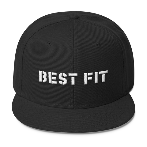 Best Fit Snapback - Best Fit Apparel