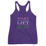 WAKE - LIFT - SLAY - Best Fit Apparel