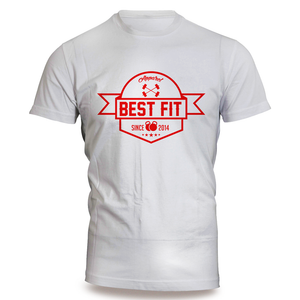 Best Fit Logo Shirt - Best Fit Apparel