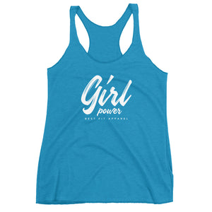Girl Power - Tank Top - Best Fit Apparel