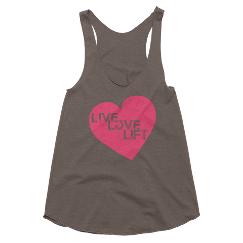 Live, Love, Lift... - Best Fit Apparel