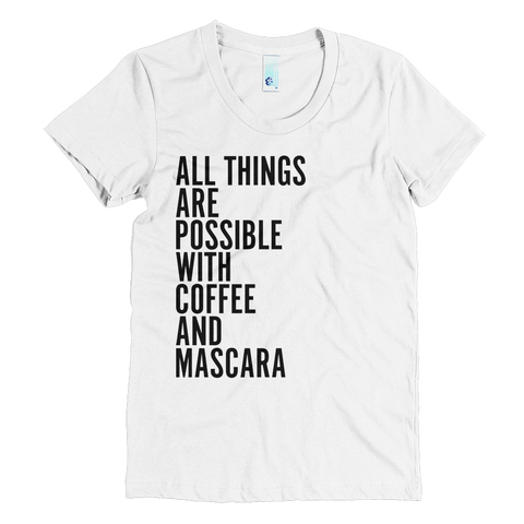 Coffee & Mascara - Best Fit Apparel